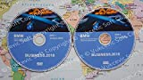 BMW Update DVD Road Map Europe Business 2018 DVD1 + DVD2