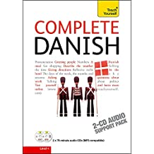Complete Danish Beginner to Intermediate Course: Learn to read, write, speak and understand a new language with Teach Yourself (Teach Yourself Complete)