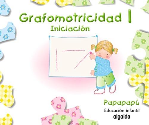 Grafomotricidad 1 (Papapapú) - 9788484339731