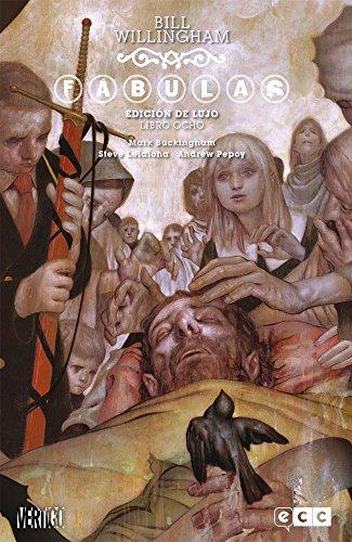 Descargar Libro Fábulas (edicion de lujo) 8 (Fábules: Edición de lujo) de Bill Willingham