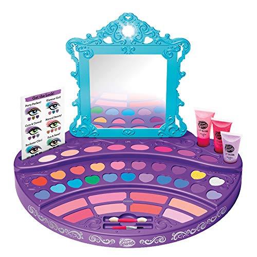 Cra-Z-Art - Tocador de maquillaje Real Ultimate Shimmer'n Sparkle 44796