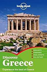 Lonely Planet Discover Greece (Travel Guide) by Lonely Planet (2012-05-01)