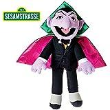 Sesame Street - Barrio Sésamo - Felpa Figura de Peluche Conde Draco 34 cm
