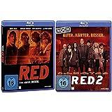 R.E.D. - Älter. Härter. Besser/R.E.D. 2 - Noch Älter. Härter. Besser im Set - Deutsche Originalware