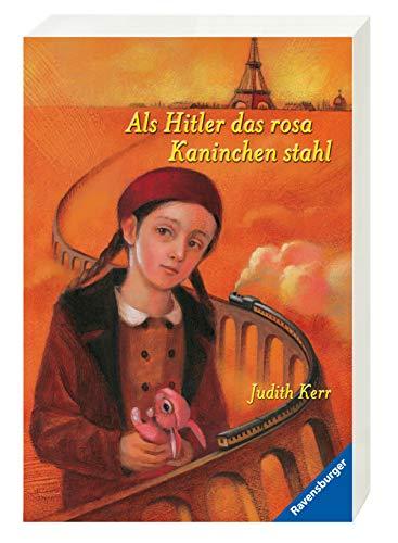Buchseite und Rezensionen zu 'Als Hitler das rosa Kaninchen stahl (Rosa Kaninchen-Trilogie, Band 1)' von Judith Kerr