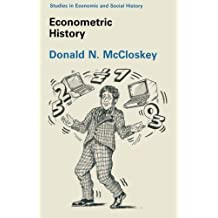 Econometric History (Casebook Series) by Donald N. McCloskey (1987-06-18)