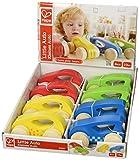 Hape - Display con mini coches, multicolor (0HPE0057)