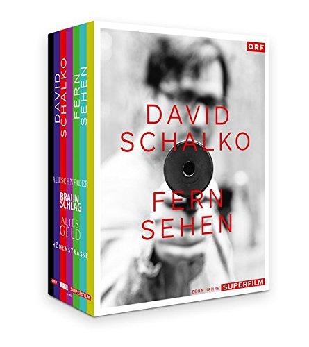 David Schalko: FERN SEHEN Box-Set (9 DVDs)
