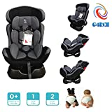 G4RCE® Baby Car Seat 0+ / 1/2 Age group 3 in 1 Ba