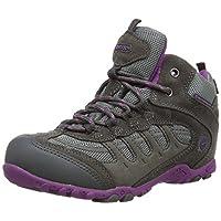 Hi-Tec Girls Penrith Low Waterproof Walking Boots