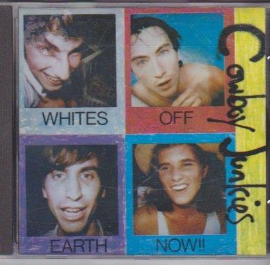 Preisvergleich Produktbild Whites off earth now (1986 / 90)