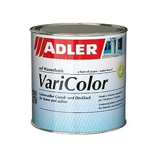 ADLER Varicolor W10 750ml Weiß tönbar Universallack Acryllack