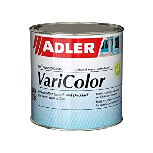 adler varicolor matt 375ml farblos acryllack allzwecklack adler baumarkt. Black Bedroom Furniture Sets. Home Design Ideas
