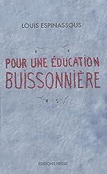 Pour une éducation buissonnière