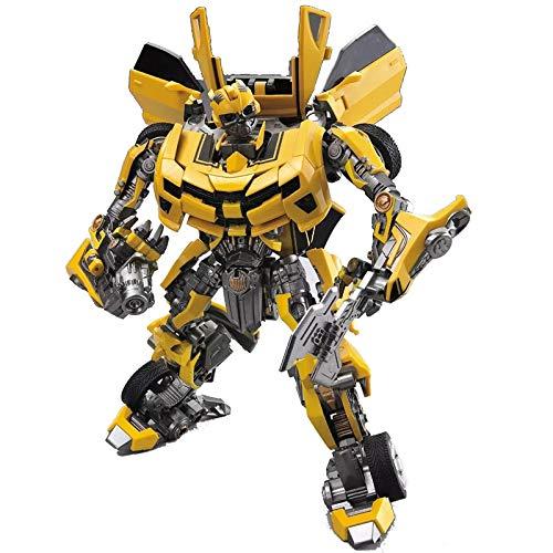 Wei Jiang Transformer M03 Robot Force Alloy Diecast Bumblebee