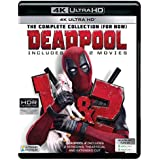 2 Movies Collection: Deadpool 1 & 2 - Theatrical & Extended Cut