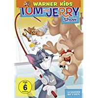 Tom & Jerry Show - Staffel 1, Teil 2 [2 DVDs]