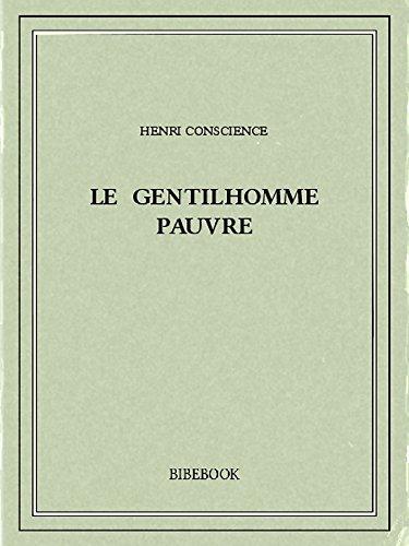 Couverture du livre Le gentilhomme pauvre