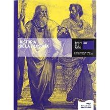 Historia de la Filosofía Bachillerato (L+CD) - 9788483087350