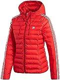 adidas Originals Damen Slim Jacke Rot XS (32)