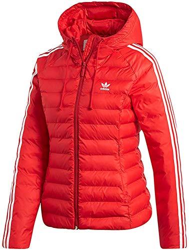 adidas Originals Jacke Damen Slim Jacket ED4785 Rot, Size:38