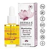 Derma E Essentials - Illuminating Face Oil - 1oz / 30ml