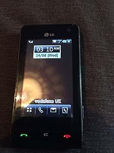 LG Viewty KU990i - black