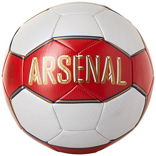 Puma Arsenal Football Supporter Ball       High Risk Red Bistre Estate Blue White  5  082584  01
