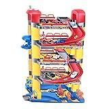 Speelgoed GTIC/P4588A-4 - Garage - 4 Etagen