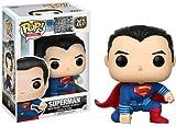 Funko- Pop Vinyle-DC-Justice League-Superman, 13704, Bleu
