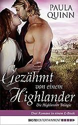 Gezähmt von einem Highlander: Die Highlander Trilogie (Children of the Mist 4)