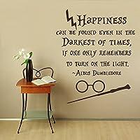Battoo - Decalcomania / Adesivo da Parete Inspirato a Harry Potter –