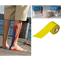 Kinesiology Tape 2 x 15ft Yellow (Catalog Category: Wound Care / Tape-O Athletic Sports Tape) by Kinesiology Tape preisvergleich bei billige-tabletten.eu
