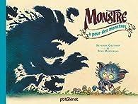 Monstre a peur des monstres par Séverine Gauthier