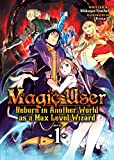 Magic User: Reborn in Another World as a Max Level Wizard (Light Novel) Vol. 1 (English Edition)