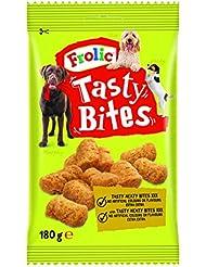 Frolic Tasty Bites Premio Bocaditos para Perros - 180 gr