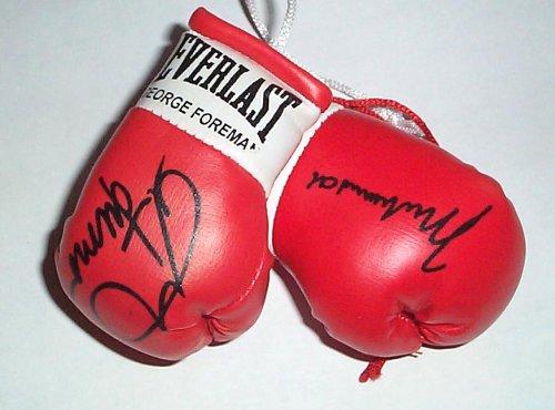 autographe-mini-gants-de-boxe-george-foreman-v-muhammad-ali