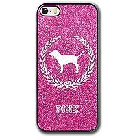 Apple iPhone 5,iPhone 5S,iPhone SE Funda Case Cover Victoria's Secret Pink Brand Logo Original Cool Antigolpes Funda Case para Mujer