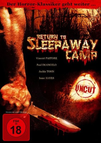 Return to Sleepaway Camp - Uncut