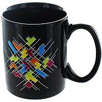 Mug Tetris Grids 20oz Coffee Mug Licensed Licensed cmg20-tet-abstrac