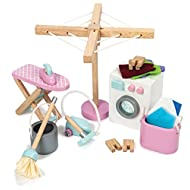 Le Toy Van : Dolls House Accessories : Daisylane Nursery Set