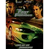 The Fast and the Furious Plakat Movie Poster (27 x 40 Inches - 69cm x 102cm) (2001) German