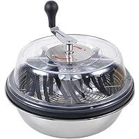 Mesa manicuradora manual - Peladora Bowl Trimmer 39,5x39x5x18cm