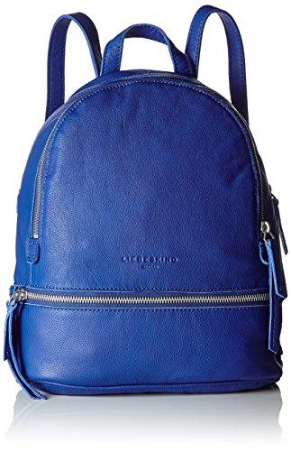 Liebeskind Berlin Damen Lotta7 Vintag Rucksack, Blau (Electric Blue), 11x32x26 cm