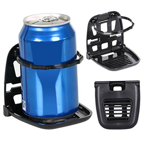 TRIXES-faltbarer-Auto-Getrnke-Halter-fr-Lftung-Dosen-und-Flaschen-schwarz