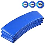 ULTRAPOWER SPORTS Coussin de Protection pour Trampoline 245cm,305cm, 366cm, 396cm,426cm Coussin de Ressorts pour Trampoline -Diameter Approx. (8,10, 12, 13,14 FT) (366cm - 12FT 8 Manches)
