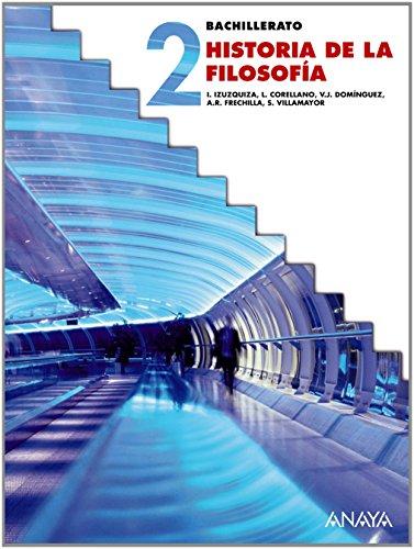 Historia de la Filosofía (I. Izuzquiza). (Serie Izuzquiza) - 9788466782876