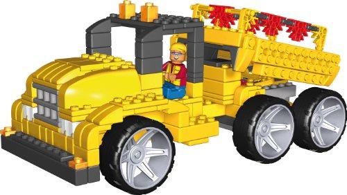 Tomy 71283 - K 'nex 5 + - Construction Crew Series 2 : Dump Truck