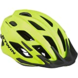 B'twin 500 Bike Helmet - Neon