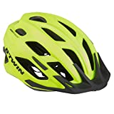 #4: B'twin 500 Bike Helmet - Neon